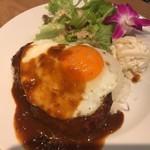 Kaka'ako Dining & Cafe  - ロコモコプレート