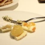 バンケット - チーズ各種