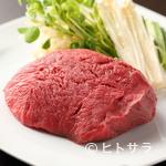 馬肉料理専門店ホース - 熟成した馬肉の上質な味わい『ステーキ』