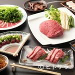 馬肉料理専門店ホース - 馬肉料理専門店ならではの、豊富なメニューを満喫