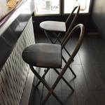 Q - ランチは椅子あり