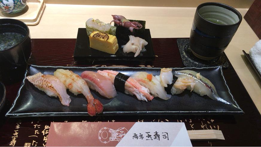 金澤玉寿司 せせらぎ通り店