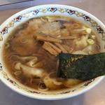 春木屋 - わんたん麺 1000円
