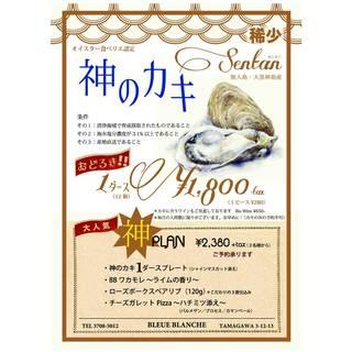 【稀少神のカキ】1ピース破格の280円