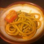 角丸 - 味噌煮込みうどん麺