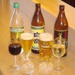 バイキングレストラン 志高 - アルコールもあります。
