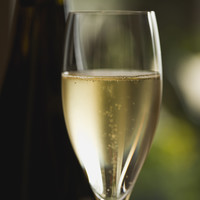 シノワ - 優雅な時間の始まりにはシャンパン