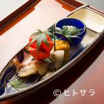 馳走なかむら - 地物の旬の魚介と全国の旨い野菜で織りなす月替わりの懐石料理