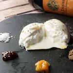 プレミアムモッツァレラ クリーミーブッラータチーズ