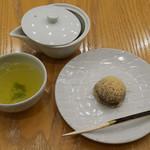 HIGASHIYA GINZA - 生わらび餅、しゅんたろう