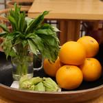HIGASHIYA GINZA - 季節のお茶