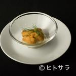 トラットリア フィオーレ - 地元産の旬の魚介をイタリア米に合わせた『ライスサラダ』
