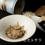 トラットリア フィオーレ - トリュフなど季節の食材をふんだんに使った贅沢な『リゾット』
