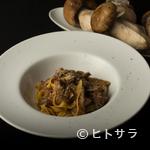 トラットリア フィオーレ - 日本各地とヨーロッパから厳選した季節のおいしい味覚が揃う