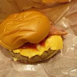 マクドナルド - グランベーコンチーズ390円