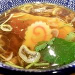 神田 勝本 - 透明感高いスープ