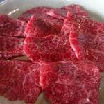 万世焼肉 - 料理写真: