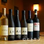 Obase - コースの最初から最後まで日本酒でもワインでも合う料理の数々