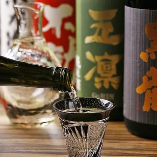 季節のお酒と美食が紡ぐ美味しい時間