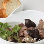 BAR YLANG YLANG - しっとりした柔らかな食感の砂肝が堪能できる『砂肝のコンフィ』