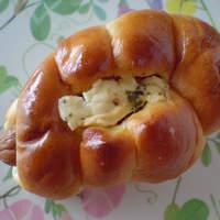 リトルマーメイド-ソーセージパン