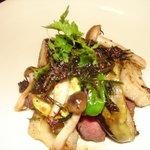 かわしまや - 近江牛と旬野菜の香草焼き