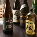 和食 おぎ - 佐賀のお酒