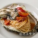 ラクチネッタヤマオカ - 旬の美味しいものをテーブルへ。野菜や魚介の仕入れは季節を意識