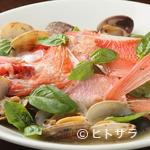 オステリア オルカドーロ - 美食家にこそおすすめ、素材のうまみを引き立てる料理の数々