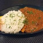 66101074 - 京都 丹波の鹿肉と野菜のカレー