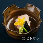 招福樓 - 脂ののり具合も見極め、旬の最上の魚介を饗する『お造り』