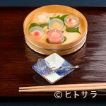 招福樓 - 四季折々の一番旬の食材を、日本各地から吟味して取り寄せる