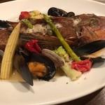 Y's Diner - 能登から届くお魚のアクアパッツア