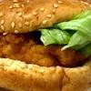 ケンタッキーフライドチキン - 料理写真:チキンフィレサンド