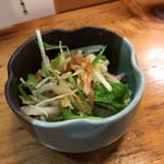 きむら - 料理写真:サラダ