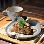 茶菓房 林檎の樹 - アップルパイ♡