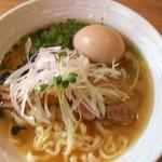 66105132 - 塩らぁ麺+味玉