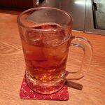 にしむら日和 - ウーロン茶