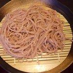 66108196 - 桜ランチ(桜そば)(2017.4)
