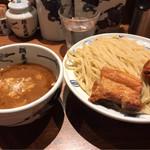 麺屋武蔵 - 濃厚武蔵つけ麺 ¥1200