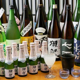 だんの厳選日本酒