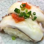 天下寿司 - 生タコ