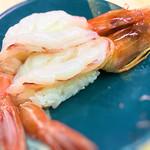 天下寿司 - ボタン海老245円