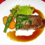 グリル平田 - 料理写真:コースのお肉