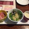 ボストンズ カフェ - 料理写真:前菜、サラダ、スープ