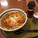 三宝亭 - 酸辣湯麺