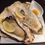渋谷 Kairi - 焼牡蠣