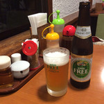 チャールスとん - 調味料、ビール