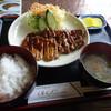 ルピナ - 料理写真:とんてきタレ定食 \890
