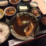66113183 - 鯖味噌煮定食 ¥900